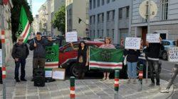Kadirov yönetimi Avrupa'daki Çeçenler tarafından protesto edildi