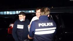 Gürcistan'a giden Saakaşvili gözaltına alındı
