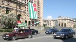 Abhazya'da bağımsızlığın 20. yılı kutlanıyor