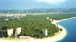 Abhazya turistler için güvenli bir yer