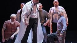 <strong>Abhazya Devlet Drama Tiyatrosu beş yıl aradan sonra ilk kez açıldı</strong>