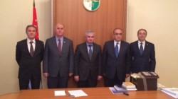Diaspora kurumlarından Abhazya'ya ziyaret