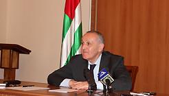 Görevden alınan Abhazya başkanı seçimlerde yeniden aday olmayacak