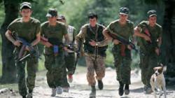Abhazya'da askerler için konut inşasına başlandı