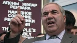 Nugzar Aşuba: Abhazya'da yaşananlar bir darbedir