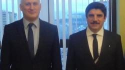 Abhazya Dışişleri Bakanı'ndan Türkiye'ye diplomatik ziyaret