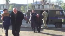 Abhazya'da sekiz Gürcü gözaltına alındı