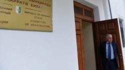 Abhazya'da 12 dönüşçü aile ev sahibi oldu