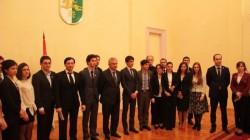 """Hacimba : """"Abhazya'nın geleceği Kuzey Kafkasya İle kuracağı ilişkilere bağlı"""""""