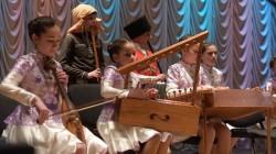 Abhazya'da halk müziği festivali yapıldı