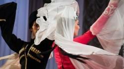 Esambayev dans yarışmasını Kafkas kazandı