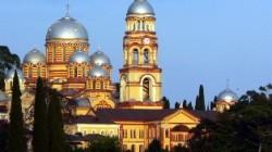 Abhazya on günde 15 bin turist ağırladı