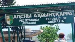 Abhazya, Rusya sınırında geçişinin kolaylaştırılması için çalışıyor