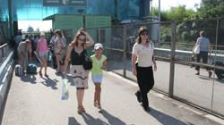 Abhazya'ya rekor sayıda turist geldi