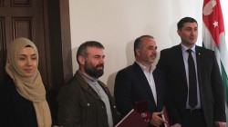Sadakataşı Derneği Abhazya'da