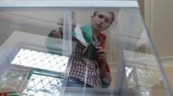 Abhazya'da üç şehirde milletvekilliği seçimleri yapıldı