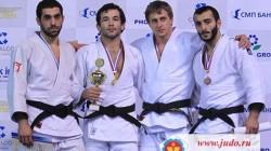 Adıgeyli judocular Rusya Şampiyonasına damga vurdu