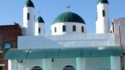 Adıgey'deki bir cezaevinde cami açıldı