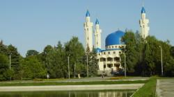 Thakuşinov Din İşleri konsey toplantısına katıldı