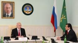 Muhamed Kulov Adıgey Kültür Bakanı oldu