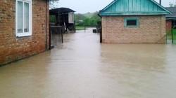 Güney Osetya'da sel baskını