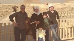 Suriyeli Çerkes aileye destek