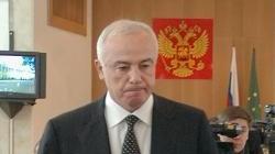 Aslan Thakuşinov Adıge Khase'yi kabul etti