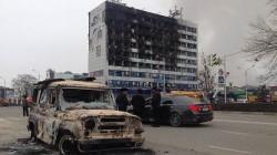 Kafkasya'da 2014'ün son çeyreğinde silahlı çatışmalarda zarar görenler