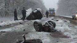 Sene Başından Beri Çeçenya'da 300'ün Üzerinde Trafik Kazası Yaşandı