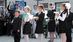 Çeçenya'da nüfus patlaması