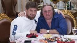 Depardieu, Ahmet Kadirov'u canlandıracak