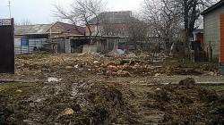 Çeçenya'da bir ev daha yıkıldı