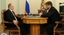 Kadirov Putin'e rapor verdi