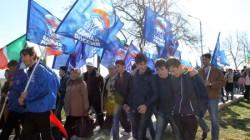 Çeçenya'da zorunlu Kırım kutlaması