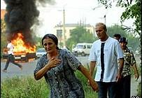 2013 yılında Çeçenyada terör olayı yaşanmadı