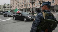 Çeçenya'da 159 polis ailesi konut sertifikası aldı