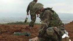 Çeçenya ve İnguşetya'daki mayınlar temizleniyor