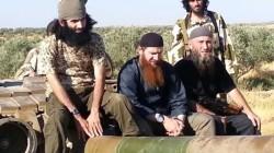Suriye'de 200 Gürcistan vatandaşı Çeçen savaşıyor