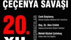 """Panel: """"Tanıkların Gözünden Çeçenya Savaşı"""""""