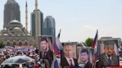 Caharkale'de 115 bin kişi Rusya milli marşını söyledi