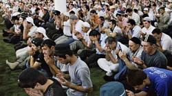 Dağıstan'da camiden çıkanlara gözaltı