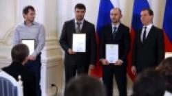 Dağıstan gazetecilerine onur ödülü