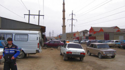 Hasavyurt'ta bir polis öldürüldü