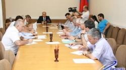 İranlı işadamları Dağıstan'da yatırım planlarını anlattı