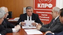 Komünist Parti Derbent'teki seçim sonuçlarına itiraz ediyor