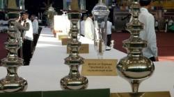 'Kutsal emanetler' sergisine bir milyon ziyaretçi
