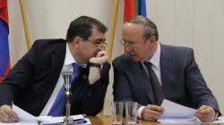 Derbent şehir meclisi başkanı istifa etti