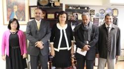 Kuveyt'ten Suriyeli Ermenilere 100 bin dolar