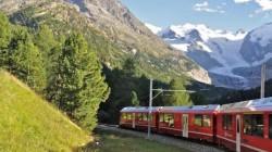Soçi-Nazran-Derbent demiryolu hattında Kafkasya turu