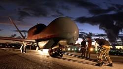 Rus insansız hava araçları Güney Osetya'da tatbikata başladı